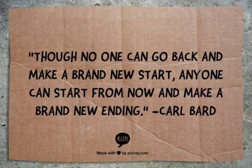 Brand New Ending